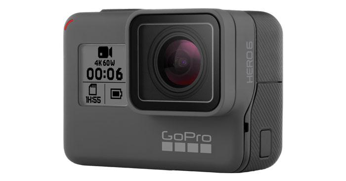 GoPro Hero 6 Actioncam