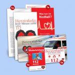 Herznotfall-Set der Deutschen Herzstiftung kostenlos bestellen