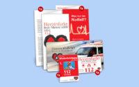 Kostenloses Herznotfall-Set