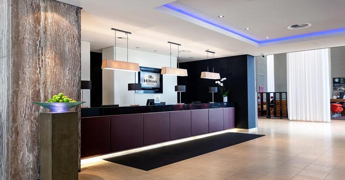 Hilton Hotel Düsseldorf