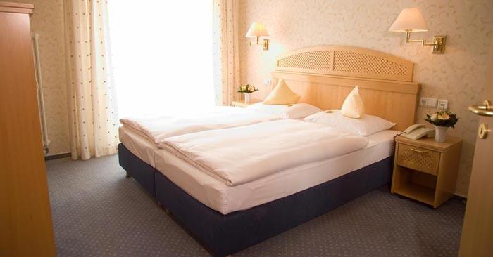 Hotel Leugermann Zimmer