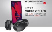 Huawei P20 Pro Vorbesteller Angebot
