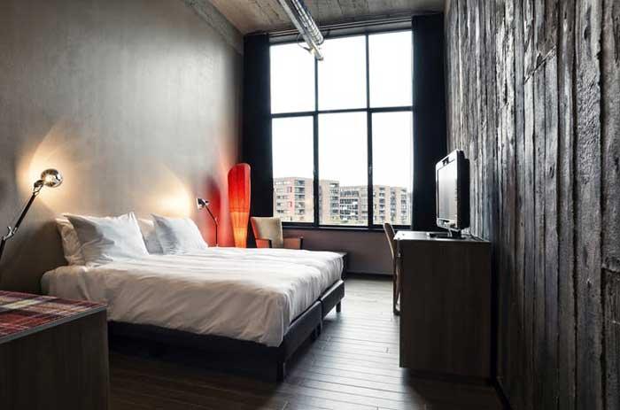 Inntel Hotels Art Eindhoven Zimmer