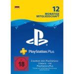 15 Monate PlayStation Plus Mitgliedschaft für 39,99€