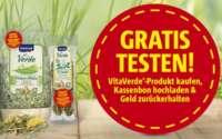 VitaVerde Produkte gratis testen