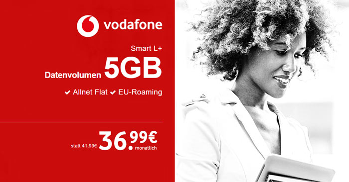 Vodafone Smart L Plus Tarif