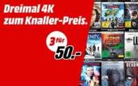 4K Blu-rays Aktion