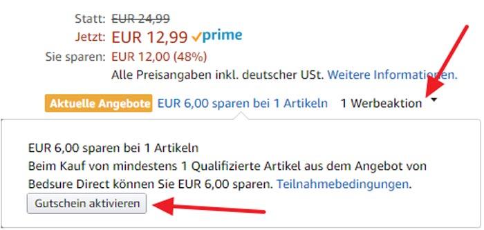Amazon Gutschein Kuscheldecke