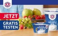Bärenmarke Naturjoghurt gratis