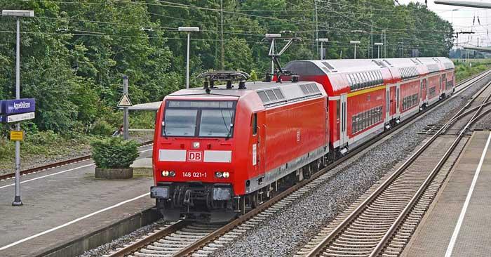 Deutsche Bahn Nahverkehr Trick