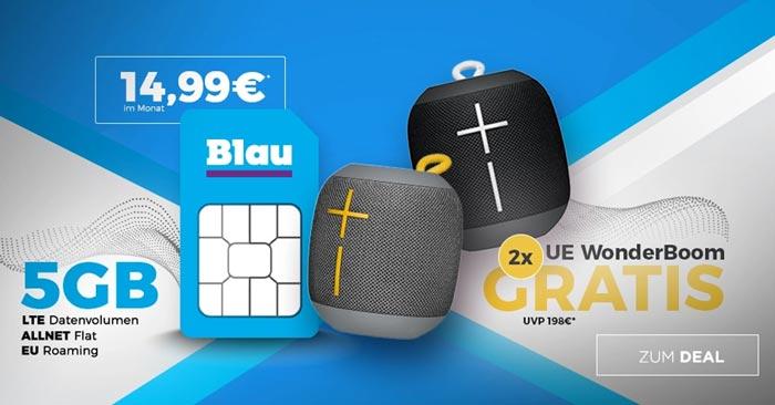 Blau Allnet XL Handytarif