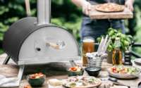 Burnhard Outdoor Pizzaofen Nero