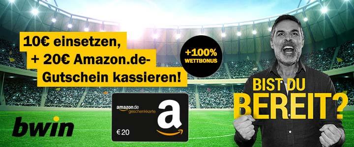bwin Amazon Gutschein Bonus