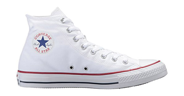 Converse All Star Chucks Innenseite
