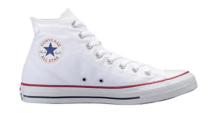 Converse All Star Chucks Innenseite