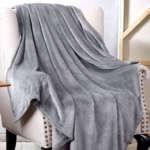 Flauschige Kuscheldecke aus Flanell-Fleece für Kinder (130 x 150 cm) für 6,99€