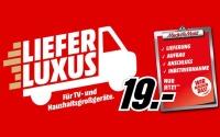 Media Markt Lieferluxus