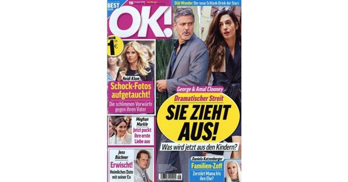 OK! Magazin Abo