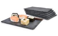 Sänger Schieferplatten Sushi