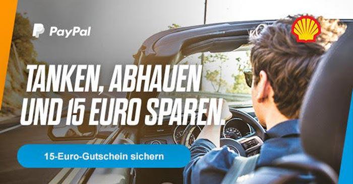 Shell SmartPay Gutschein
