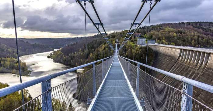 Titan RT Brücke