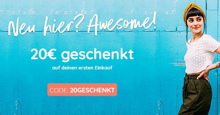 Ubup Second Hand Shop Gutschein
