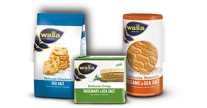 Teilnehmende WASA Sorten