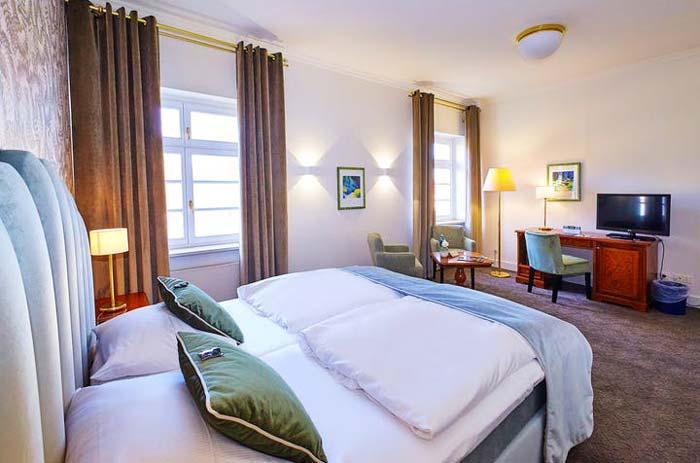 Zimmer Schlosshotel Ballenstedt