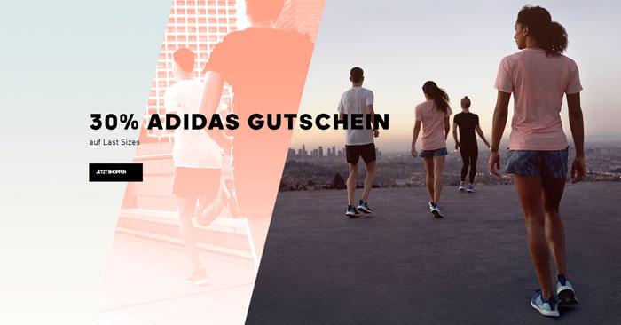 adidas Gutschein