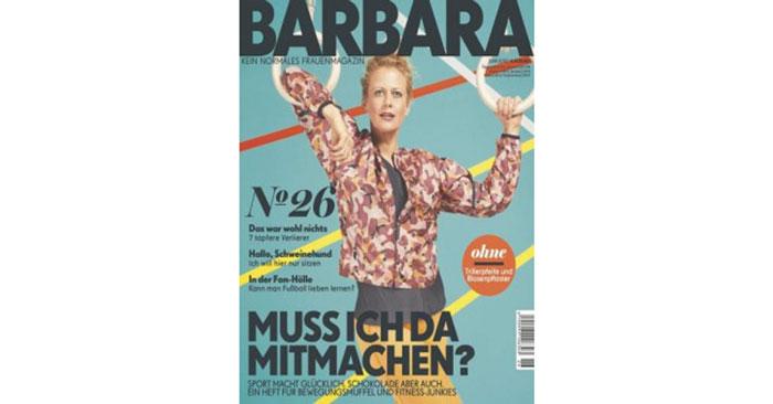Barbara Jahresabo
