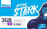 Blau Allnet L Sim-Only Tarif