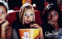 CineStar Kinokarte + Popcorn + Getränk