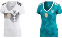Deutschland Damen Trikot WM 2018