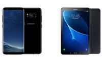 Samsung Galaxy S8 + Galaxy Tab A 10.1