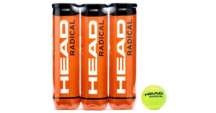 HEAD Radical Tennisbälle