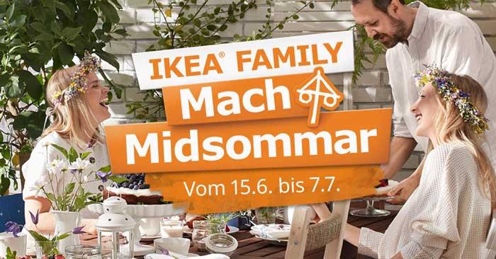 IKEA Family Midsommar Bällebad