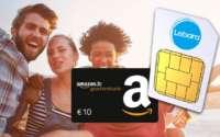 Lebara Prepaid Karte