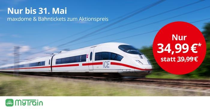 myTrain DB-Ticket