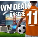 Notebooksbilliger WM Deals – z.B. iPad Pro 32 GB für 439€