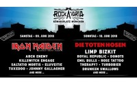 Rockavaria Festival Tickets