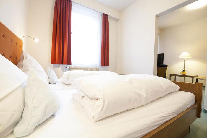 Sieben Linden Hotel Doppelzimmer