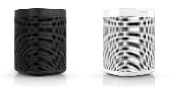 sonos one bluetooth lautsprecher mit alexa sprachsteuerung f r 189. Black Bedroom Furniture Sets. Home Design Ideas