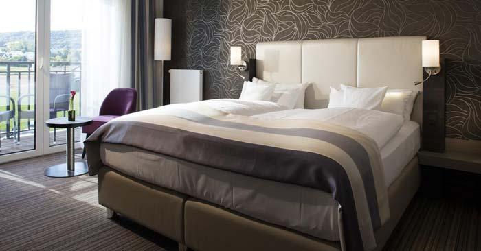 Vital Hotel Frankfurt Zimmer