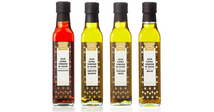 Weitere Amazon Wickedly Olivenöle