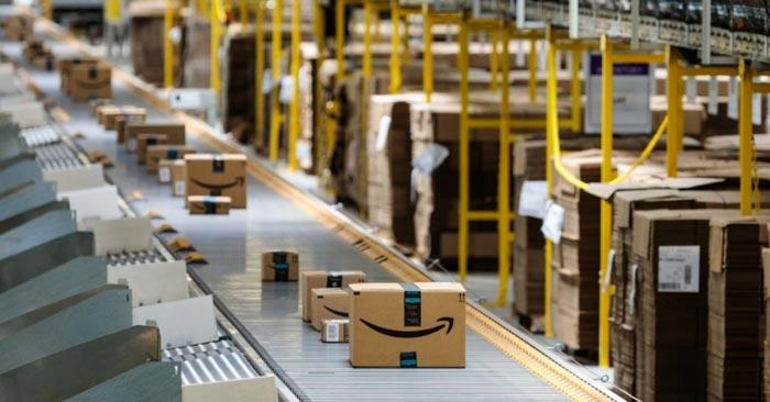 Amazon Lager Führung kostenlos