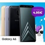 Samsung Galaxy A6 + Blau Tarif