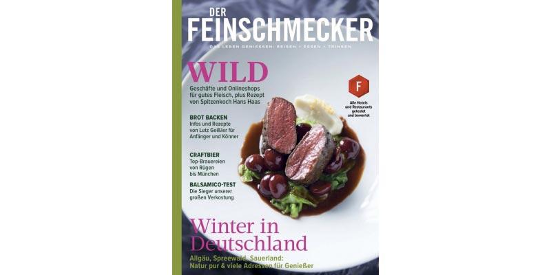 """Magazin """"Der Feinschmecker"""""""