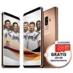 Samsung Galaxy S9 + o2 Free M Tarif + 256 GB Speicherkarte für 29,99€/Monat