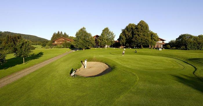 Golfplatz Hotel Margarethenhof