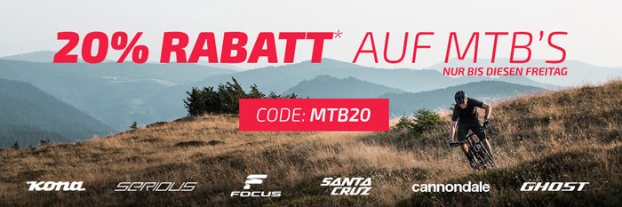 Mountainbike Super Sale
